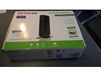 Netgear N150 wireless modem router