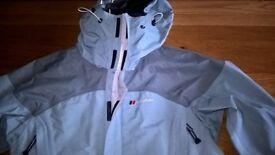 berghaus womens paclite jacket size 8