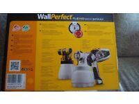 WAGNER WALLPREFECT FLEXIO5801 SPRAY PAINT SYSTEM - NEW UNUSED