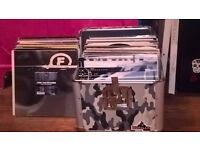 EX DJ Vinyl Collection - 154 House/Trance/Techno