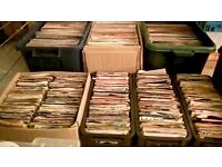 1900 x 7'' & 12'' Record Collection - 60s, 70's, 80's - Pop, Rock, Funk, Soul, Disco, Folk