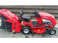 Used Countax C350H Ride-on Lawnmower