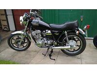 Yamaha xs750 special