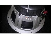 JBL GTO-751EZ amp +JBL 1014..sub in A BOX 1400w peek...V.G.condition