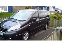 Peugeot Expert Tepee 2.0 litre 161bhp automatic 7 seater mobility vehicle, very low mileage
