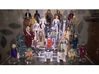 WANTED - VINTAGE STAR WARS FIGURES / COLLECTIONS. CASH PAID, AND WILL TRAVEL!
