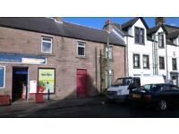 Large family terraced house for sale in Carnwath.