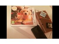 Nintendo 3ds coral pink , very good condition