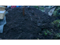 FREE top soil, clean/no rubbish. FREE clean hardcore also available.