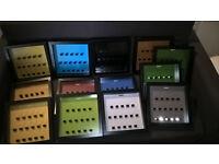 Lego Minifigure Display - 13 frames!