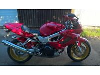Honda VTR1000 Firestorm 1998 Red - a '90s superbike bargain