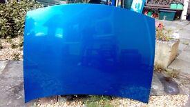 NISSAN 300ZX Z32 BONNET AZURE BLUE