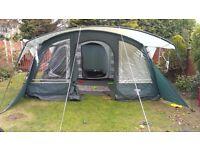 Vango Vail 700 7 person camping tent