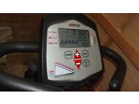 PROFESSIONAL ENERGETICS RECUMBENT EXERCISE BIKE RT 890 MAGNETIC POWER BARGAIN MUST GO