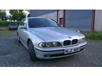 BMW 523I SE AUTO, 1999, E39, Tip tronic, , MOT 01/11/2017, 170.000 Miles
