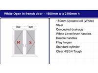 French Doors diy from £499