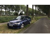 PRICE DROP! Saab 9-5 Hot Aero Manual 2.3 Turbo Stage 3 - 300bhp Full History - rare