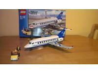 Lego City 'Passenger Plane' - 3181