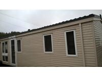 OFF SITE STATIC 38x12 2 BEDROOM CARAVAN