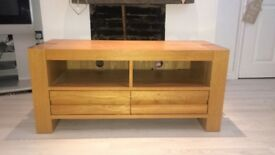 Unit, TV stand with draws