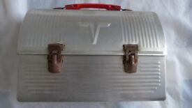 Collector's piece / Americana: Vintage American / USA Lunch Box. Display item for US/ American diner