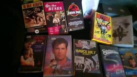 Video tapes box 25