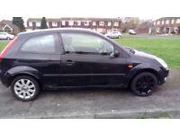 2003 ford fiesta black edition