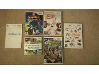 Wii and Wii Fit for sale