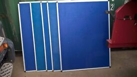 High quality pin/notice boards *MULTIPLE PURCHASE DISCOUNTS*