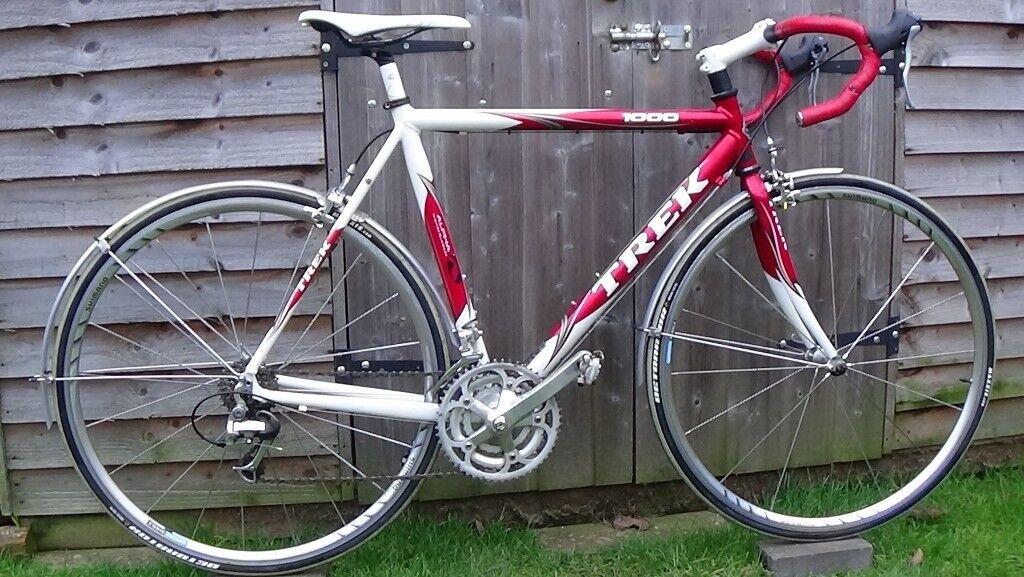 Trek 1000 Alpha Custom Aluminium Road Bicycle