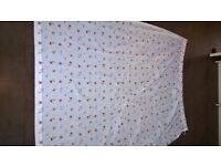 Mothercare Little Circus curtains