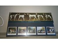 Presentation Pack Royal Mail Mint Stamps Dog Paintings By Stubbs Excellent Condition