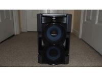 Subwoofer speaker system
