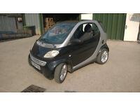 SMART CAR FORTWO PULSE 2001 - LHD - SEMI AUTO