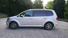 VW Touran 7seater