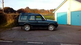 Land Rover Discovery ,Very Good Condition for year and very reliable, Lady Owner