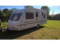 SOLD After two hours Stirling 2001 5 Berth