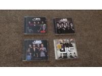 JLS cds