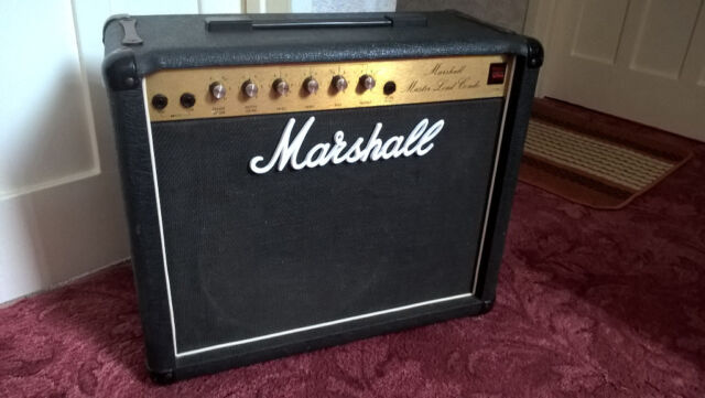1980's vintage Marshall Master Lead Combo Amp | in Southside, Glasgow |  Gumtree