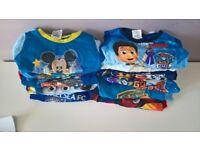 bundle of boy clothes