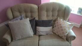 Sofa electric recliner chair and chair in very good condition