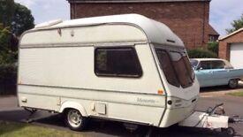 2 Birth Luner Caravan