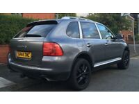 2004 PORSCHE CAYENNE S 4.5 V8 340 BHP | LOW MILES | FULL HISTORY | FULL MOT | TOP SPEC | IMMACULATE