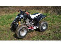 smc apache 250s road legal quad / full mot,,,swap for moto-x