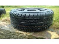 Brand New, unused 205,55,R16 Car Tyre.