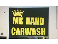 *****URGENT EXPERIENCED HAND CAR WASH STAFF REQUIRED*******