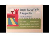 Bouncy castle hire Oxfordshire & Buckinghamshire