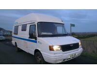 diesel ldv 400 campervan
