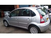 2006 AUTOMATIC CITREON C3, PETROL, AIRCON, MOT & TAX, HPI CLEAR, LOW MILEAGE, SALE,SWAP OR PX