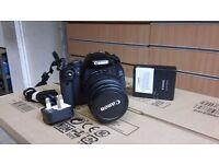 Canon EOS 600D camera (18-megapixel, very good condition)